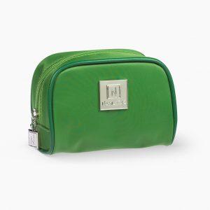 Nabila K's Green Toiletry Travel Bag