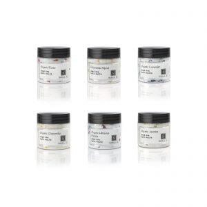Variety of Nabila K's Travel sized Bath Salts