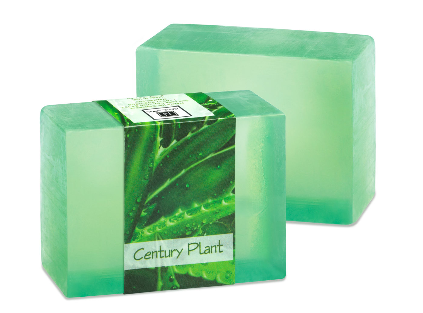 Aloe Vera glycerin soap is great for those with sensitive skin. NabilaK all natural soap does not dry skin.