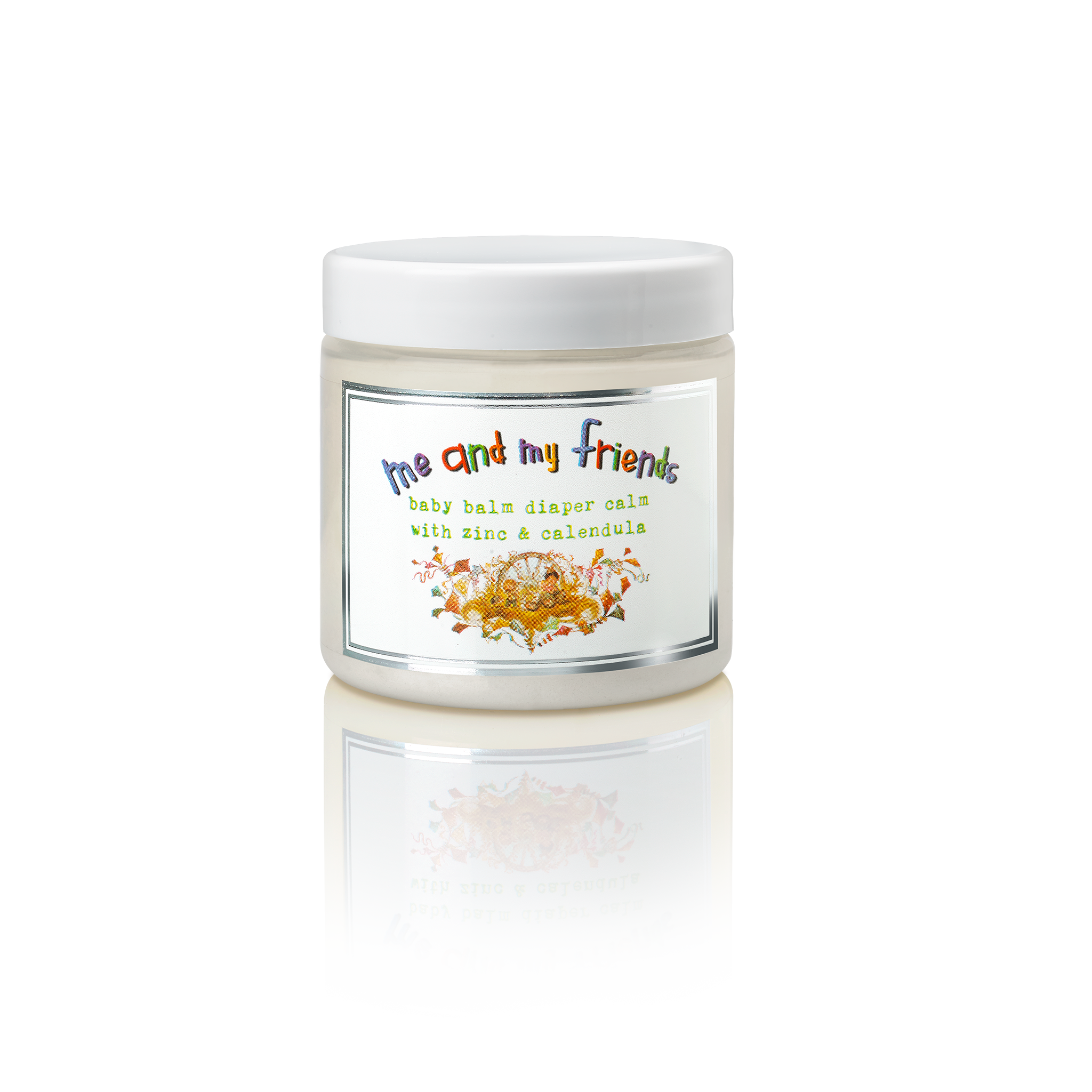 All natural,hypoallergenic diaper rash ointment . No alcohol. Soothing