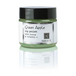 1 oz of Nabila K's Green Apple Lip Polish with Honey and Vitamin E
