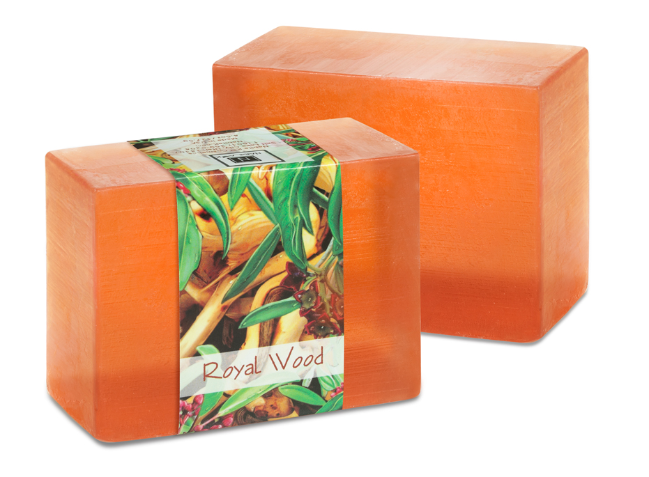 Sandalwood is a great way to relax your mind and body during your bathing routine. Royal Wood is infused with the earthy scent of sandalwood.