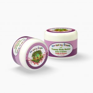 Nabila K's Me and My Friends Yummy Body Butter Kids and Babies Vanilla and Coconut with Chamomile