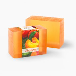 2 Bars of Nabila K's Clingstone Full Bloom Glycerin Soap