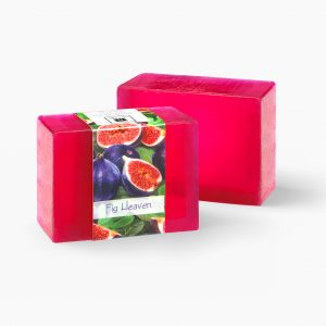 One of the most unique scents for a glycerin soap, it really smells like a fresh fig!