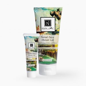 Wonderful blend of exotic spices and musk in a shower gel loaded in suds.