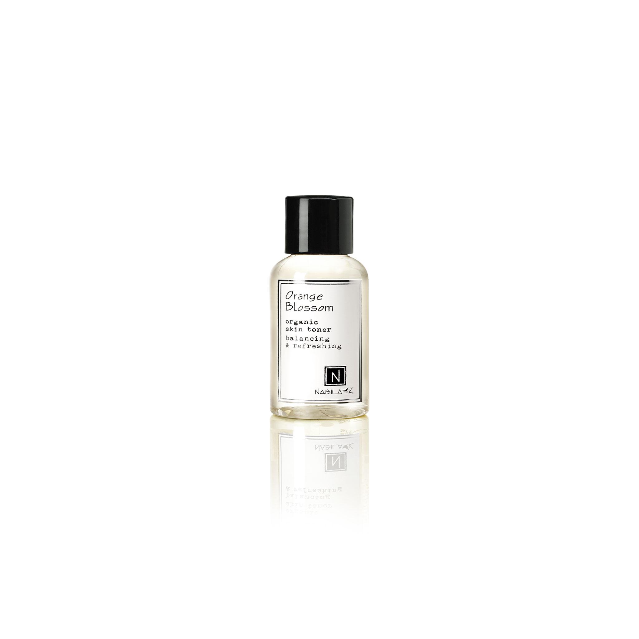 2.4oz Orange Blossom Organic Skin Toner Balancing and Refreshing