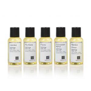 5 of Nabila K's Travel Sized Body Oils