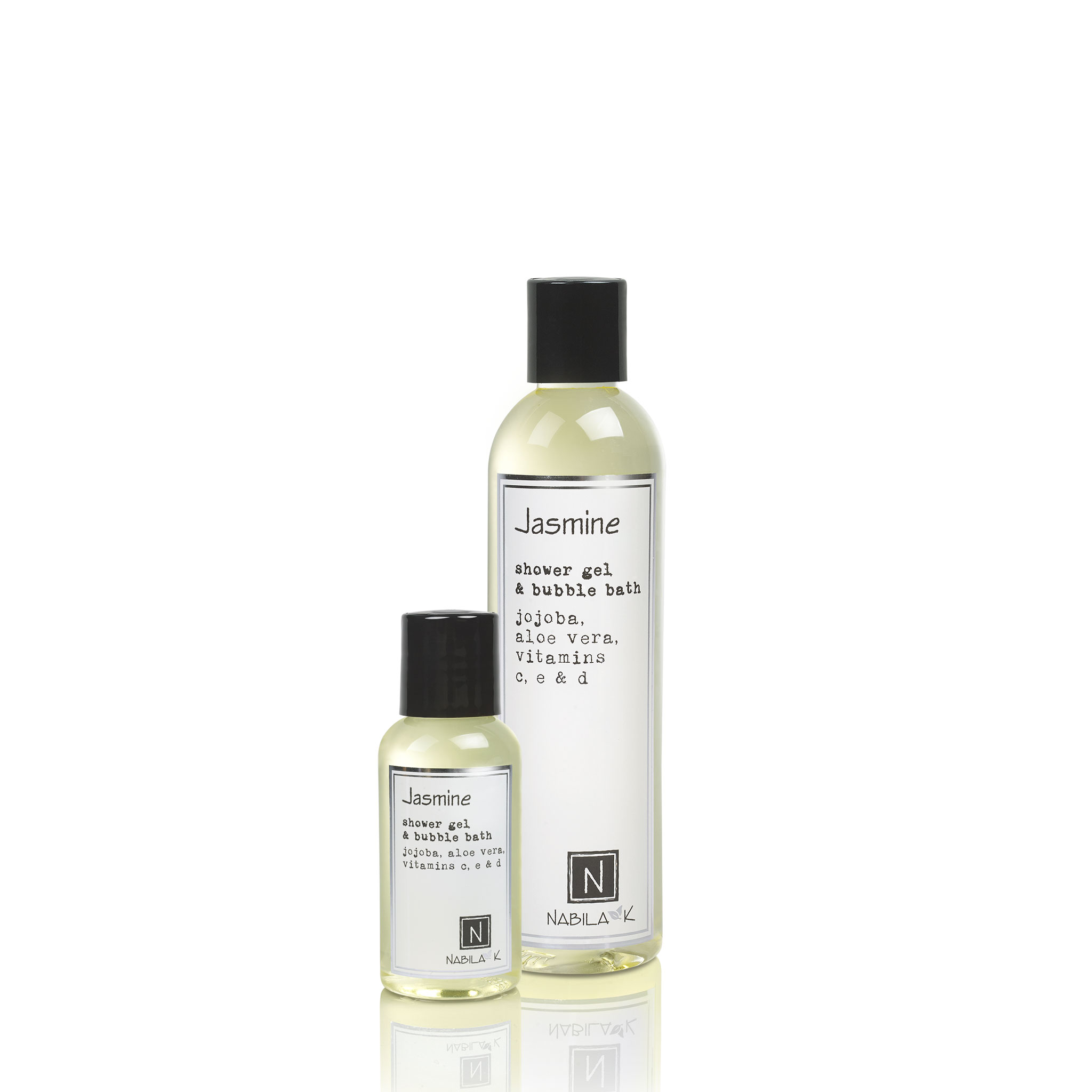 Extracts from three different jasmine flowers create a scent profile for this shower gel that you MUST try!