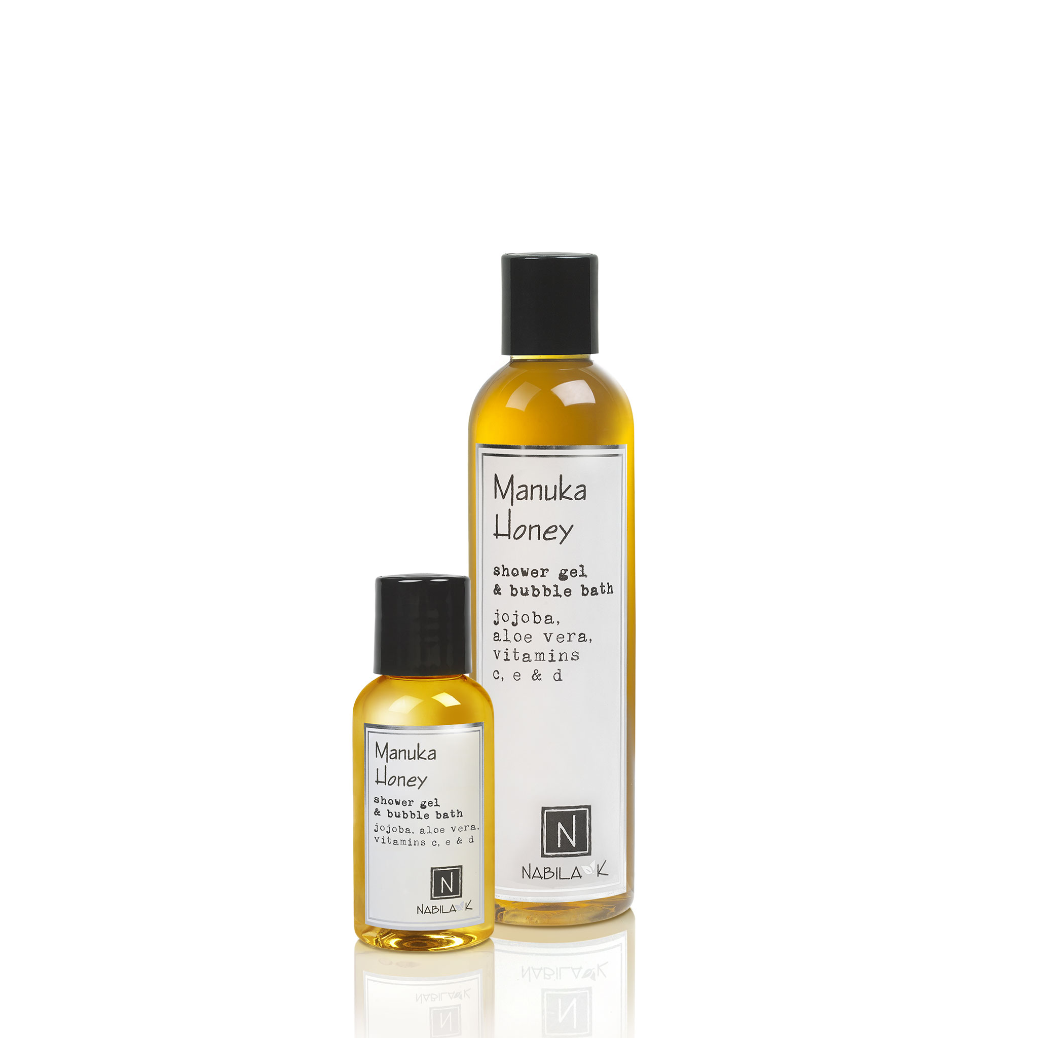 Sweet and soft manuka honey shower gel is great for those with delicate skin types.
