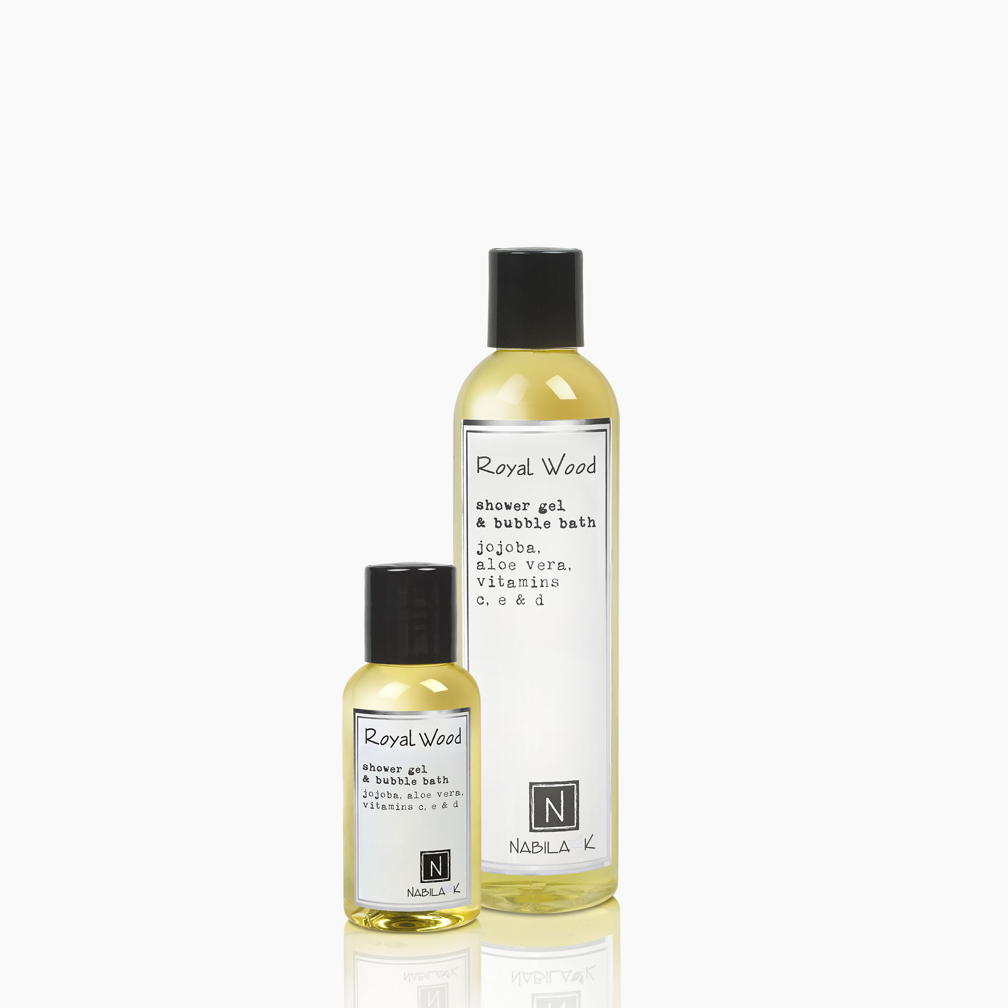 Spice, leather and earthy fragrances create the perfect shower gel for the Fall and Winter!