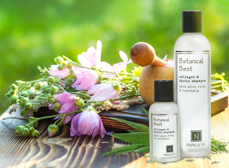 Botanical Best Shampoo Group Ad.