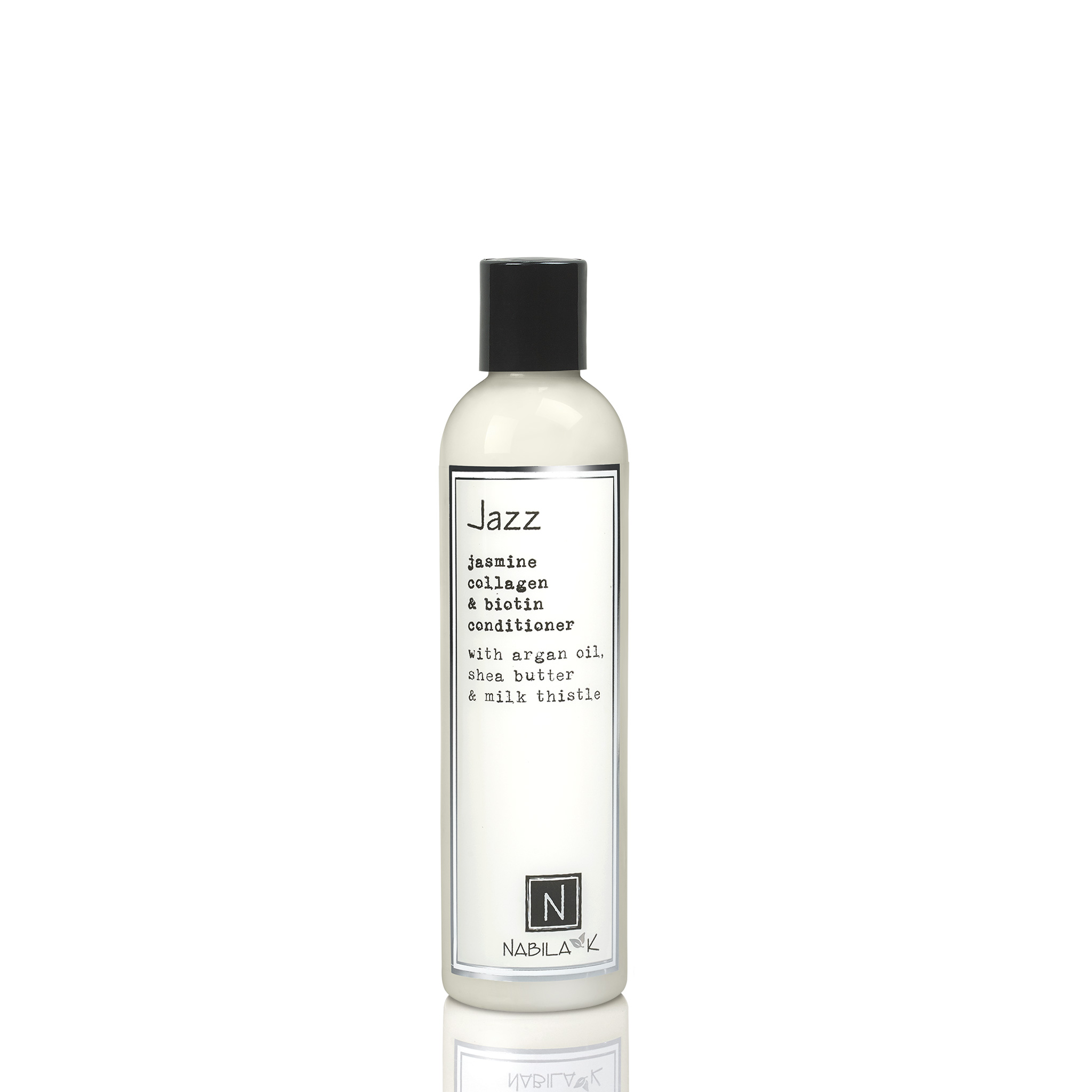 1 Large Sized Bottle of Jazz Jasmine Collagen and Biotin Conditioner